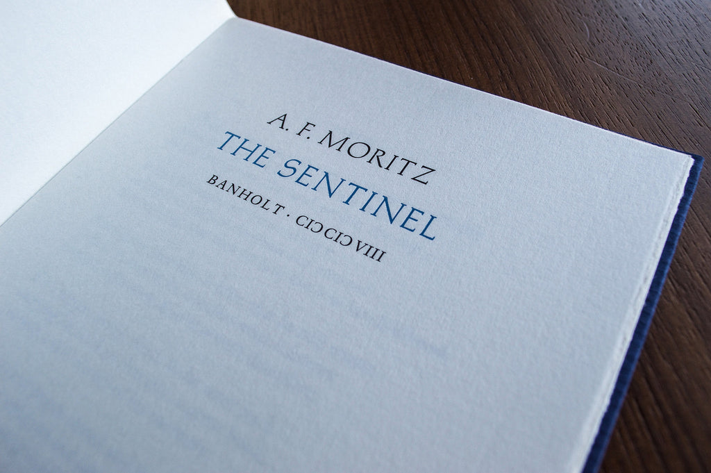 The Sentinel chapbook