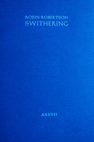 Swithering chapbook