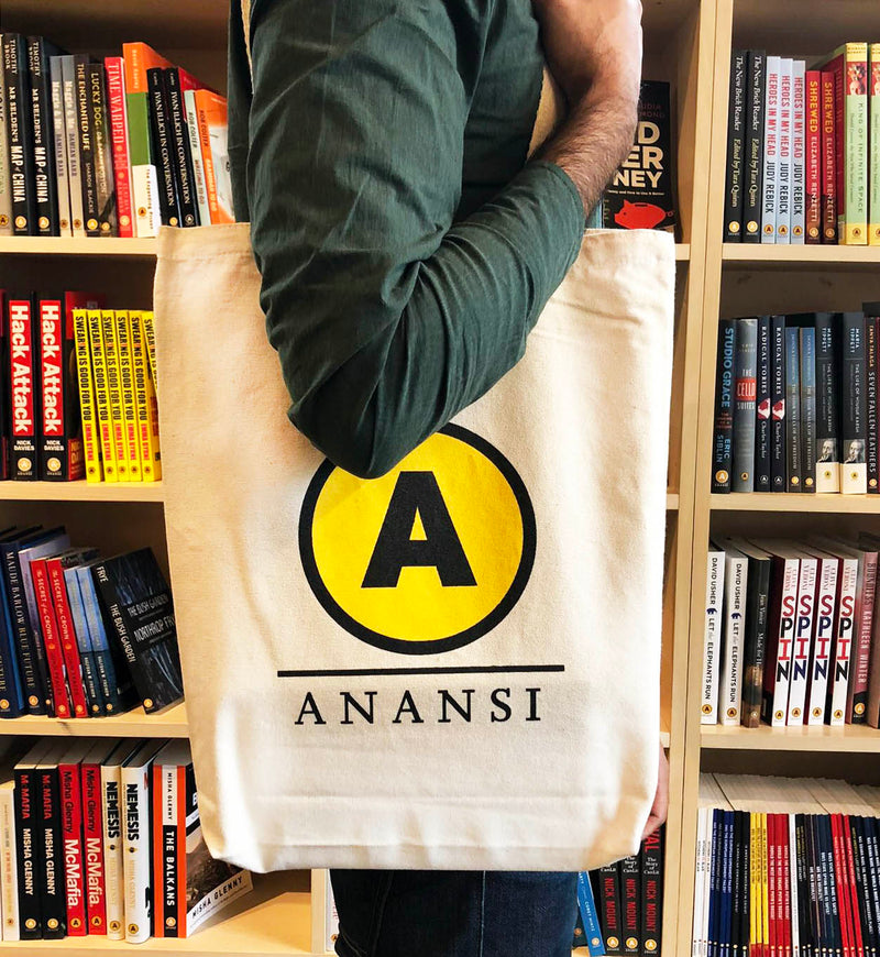 Cover of House of Anansi Tote Bag