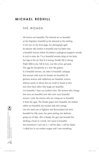 The Women by Michael Redhill (from Twitch Force)