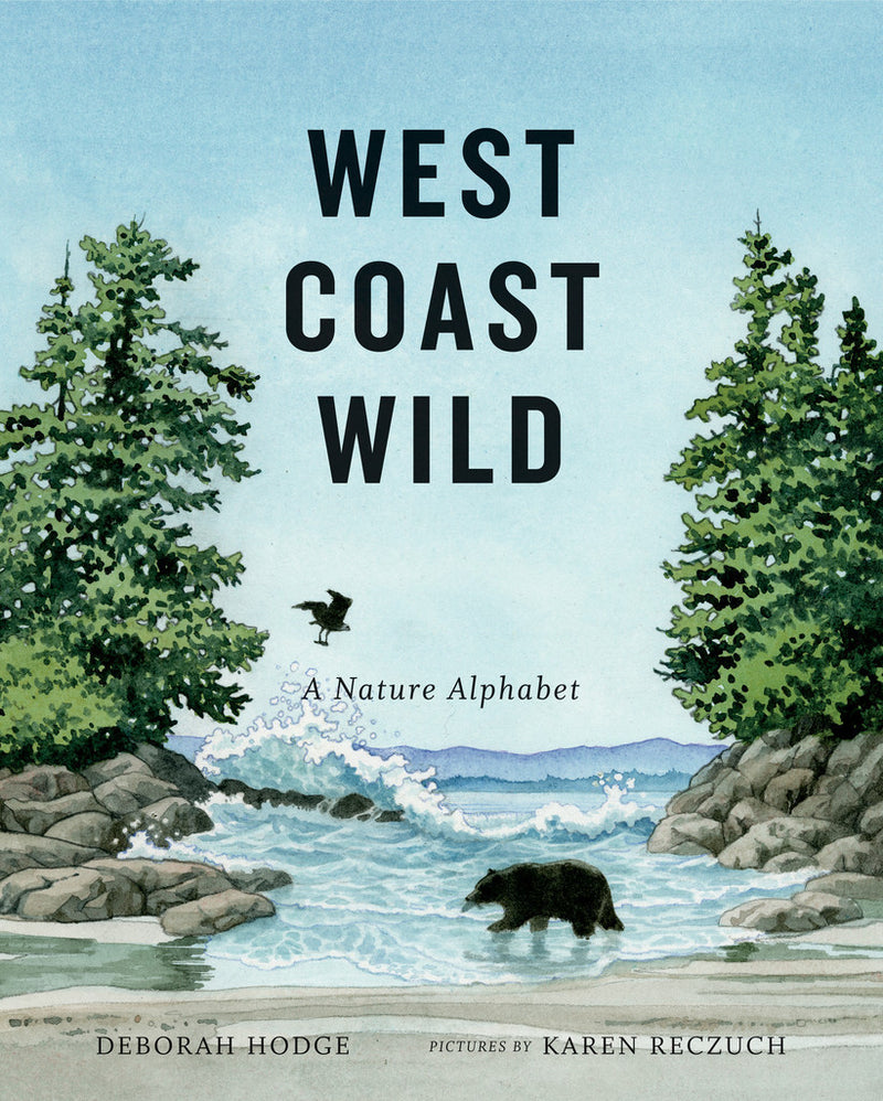 Cover of West Coast Wild Signed Hardcover Second Edition