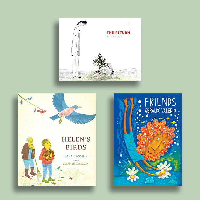 Cover of Wordless Picture Book Bundle