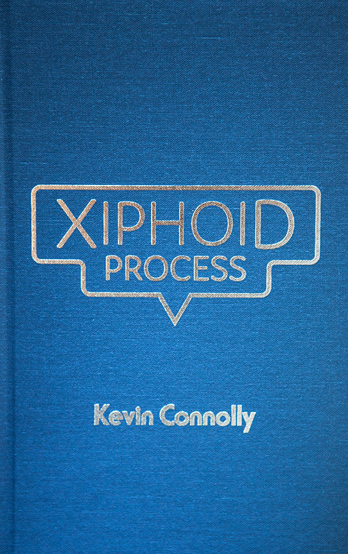 Cover of Special Edition of Xiphoid Process by Kevin Connolly