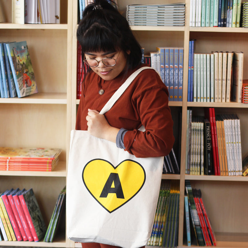 Cover of Books Are My True Love Tote Bag