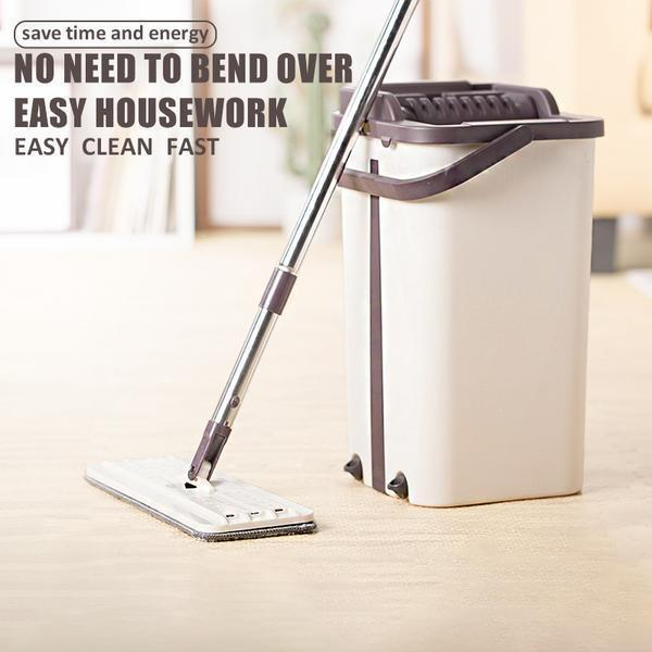 New Upgraded Self-Cleaning Mop