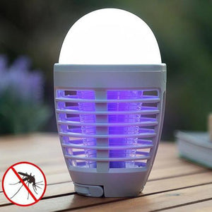 Rechargeable Mosquito Repellent Lamp
