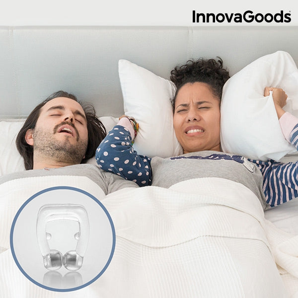 The SnoreMagnet™ Anti-Snoring Device