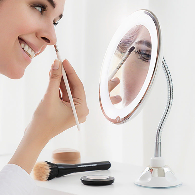 5X Magnifying LED Mirror™