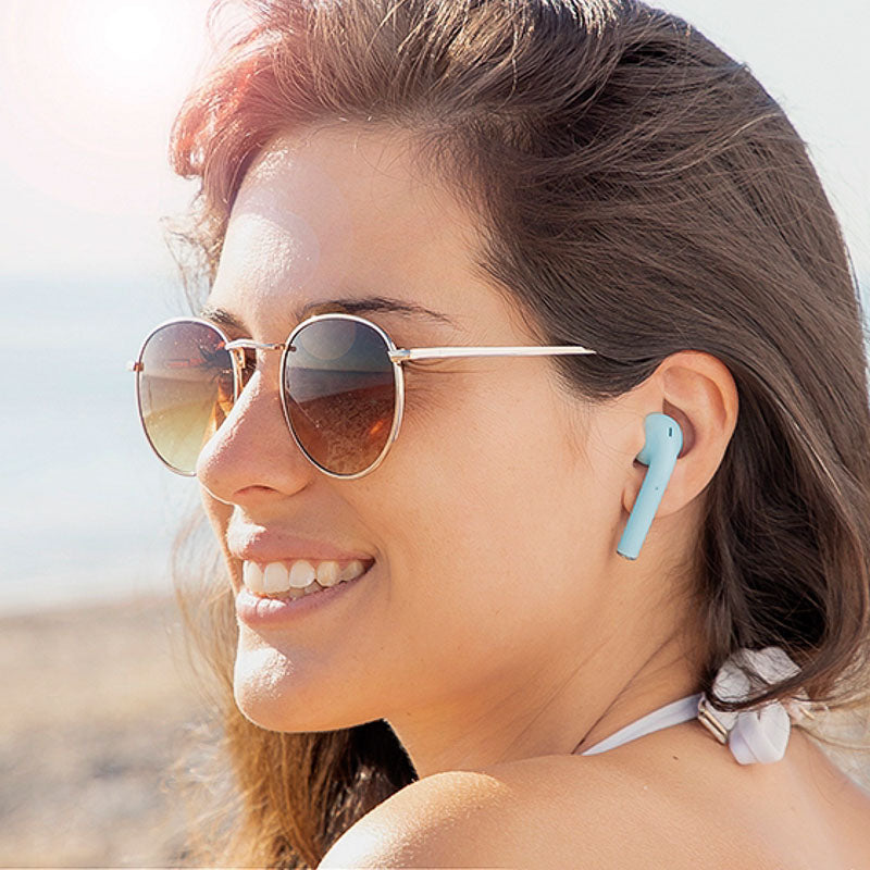 Wireless Headphones with Magnetic Charging NOVAPODS™