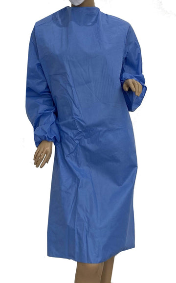 Watchtower Supplies Medical Use Disposable Isolation Level 2 Gown Type D (10pcs)