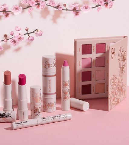 NEW! Limited Edition! Arbonne Cherry Blossom Collection Set