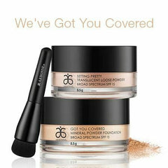 Arbonne Got You Covered Mineral Powder Foundation SPF 15 Sunscreen