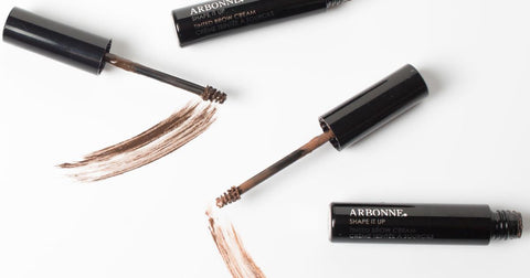 Arbonne Shape It Up Tinted Brow Cream