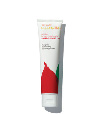 Arbonne Herbal Muscle Massage Pain Relieving Gel