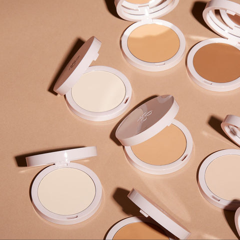 NEW! Arbonne Second Nature Pressed Powder