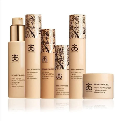 Arbonne RE9 Advanced Lifting & Contouring Set