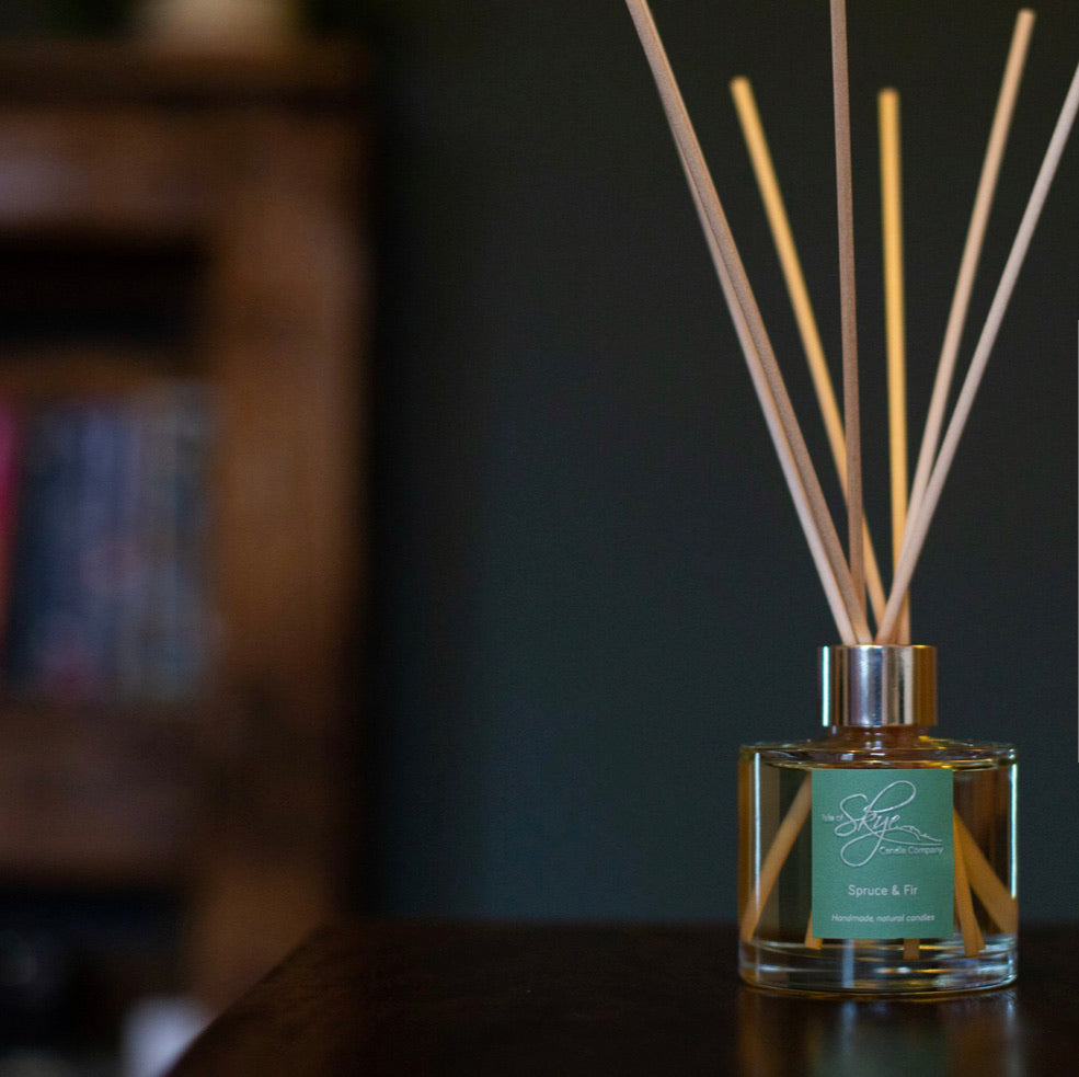 Spruce and Fir Reed Diffuser