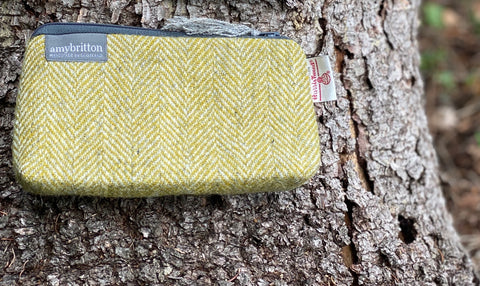Harris Tweed® Clutch