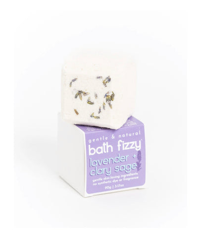 Bath Fizzy - CALMING Lavender & Clary Sage