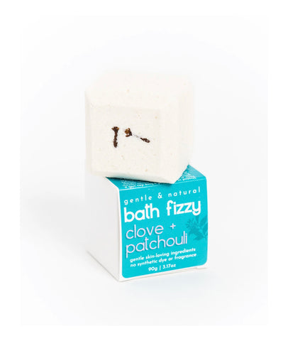 Bath Fizzy - GROUNDING Clove & Patchouli