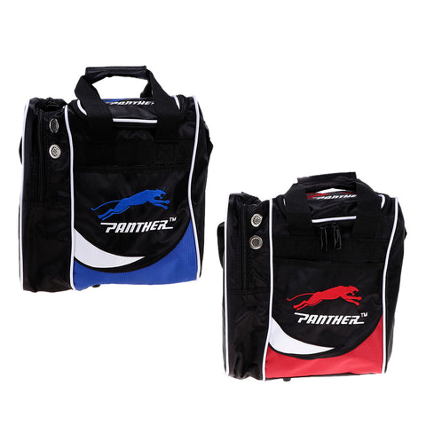 Bowling Ball Carrier Bag Ball Storage Package With Adjustable Strap for Single Ball With Air Vents Bowling Accessories