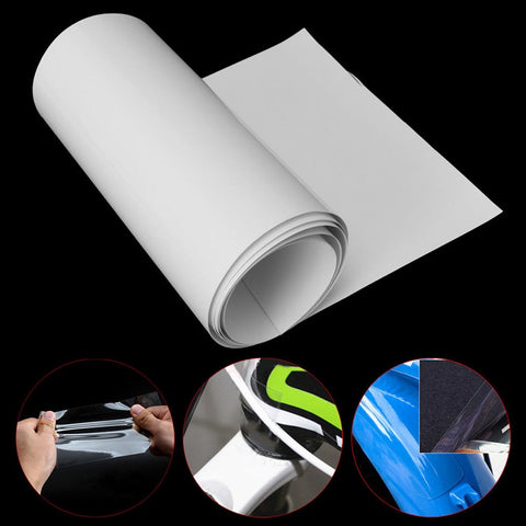 Bike Bicycle Frame Protector Clear Tape Film 1m For Mountain Bike/ Folding Bikes/ Electric Vehicles