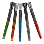 Anti-skid Shock-absorbing 5 Colors By Your Choice Golf Grips Wear-resisting Golf Grips Clubs Grip Putter Grips Rubber
