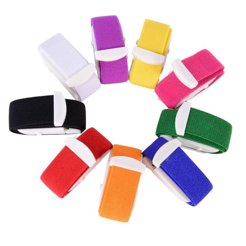 1pc Quick Slow Release Medical Paramedic Sport Emergency Tourniquet Buckle 2.4*40cm Nylon Tourniquet
