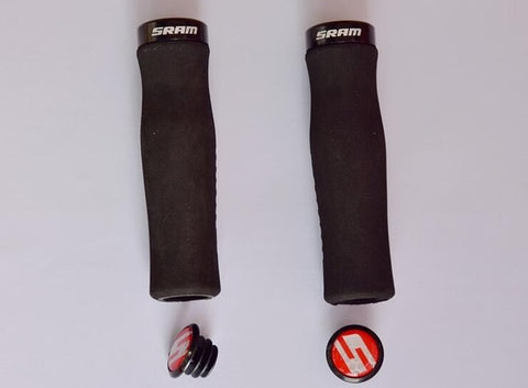 1 pair MTB Bicycle Handlebar Grip with ergonomic closure