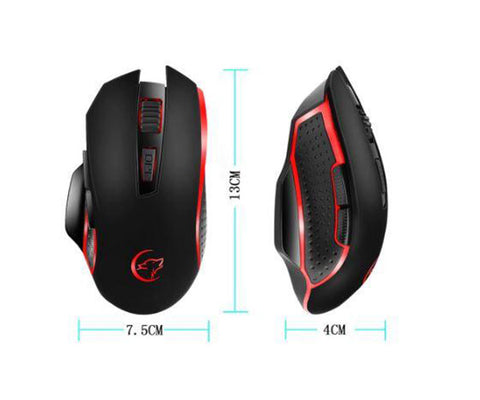 Wolf ZX 500 Gaming Mouse