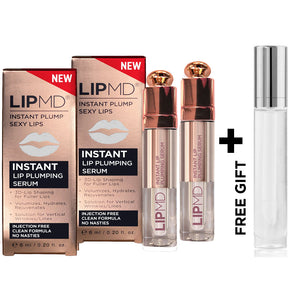 EXCLUSIVE OFFER – BUY ONE GET ONE FREE INSTANT LIP PLUMPING SERUM – LIMITED TIME ONLY