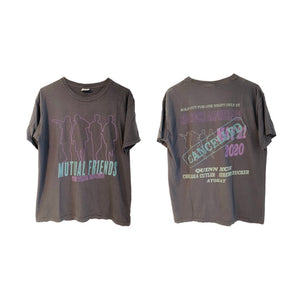"Mutual Friends On The Rocks ""Bootleg"" Tee"