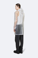 Charger l'image dans la galerie, RAINS - Transparent Hooded Coat