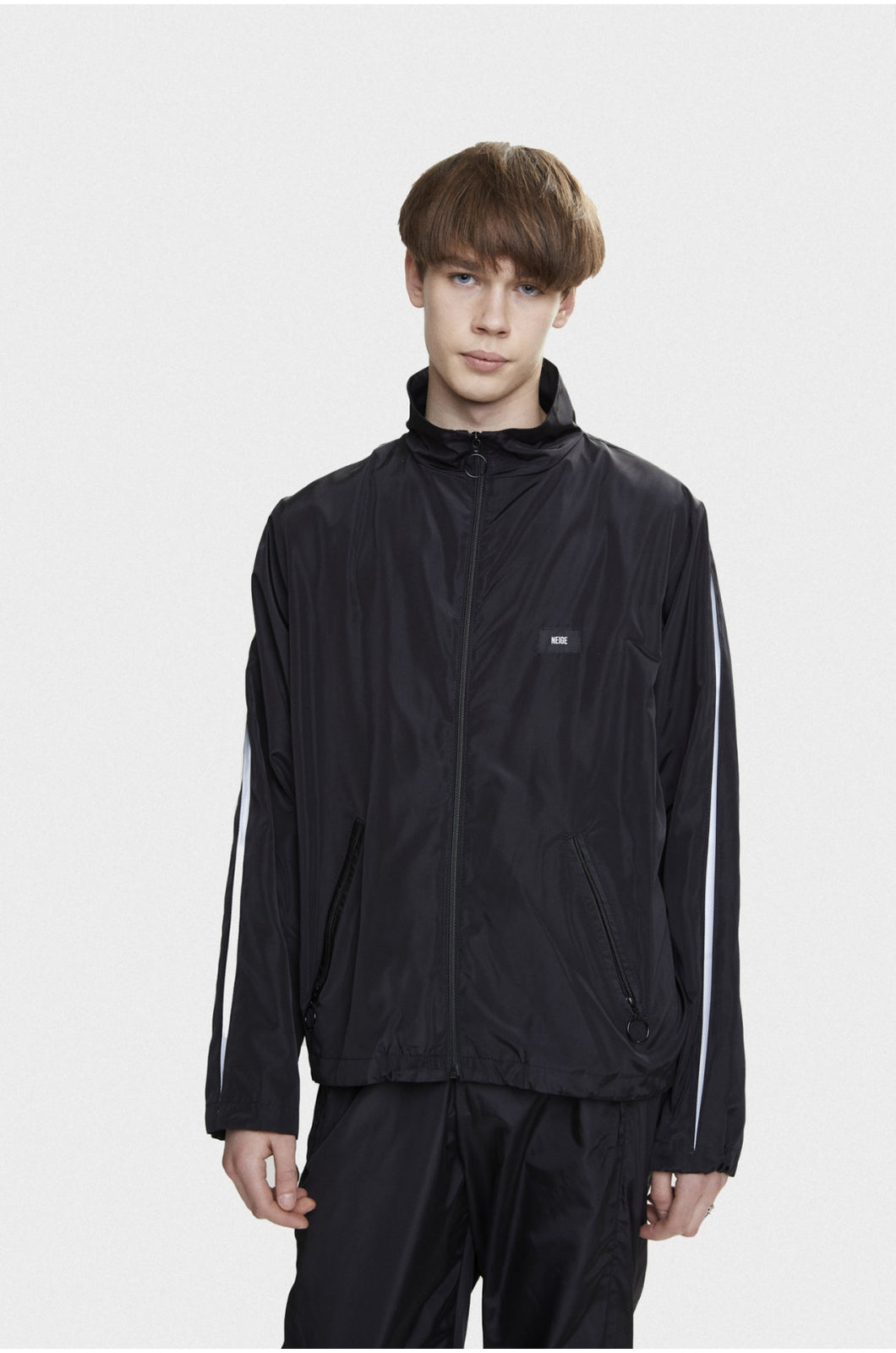 NEIGE - Tag Track Jacket Black