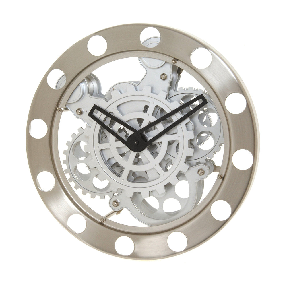 Gear Wall Clock clock