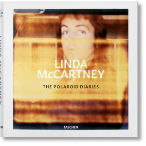 Load image into Gallery viewer, Linda McCartney: The Polaroid Diaries book