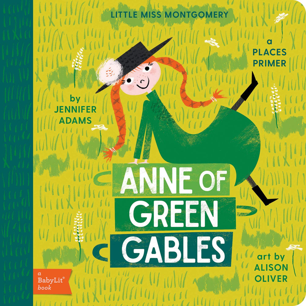 Anne of Green Gables - Baby Lit book
