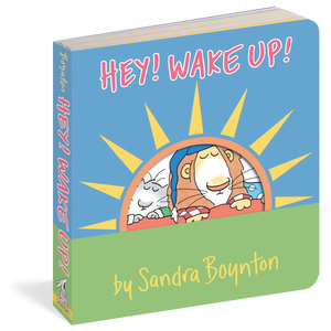 Load image into Gallery viewer, Boynton: Hey Wake Up book