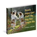 Really Important Stuff My Dog book