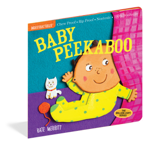 Load image into Gallery viewer, Indestructibles - Baby Peek A Boo book