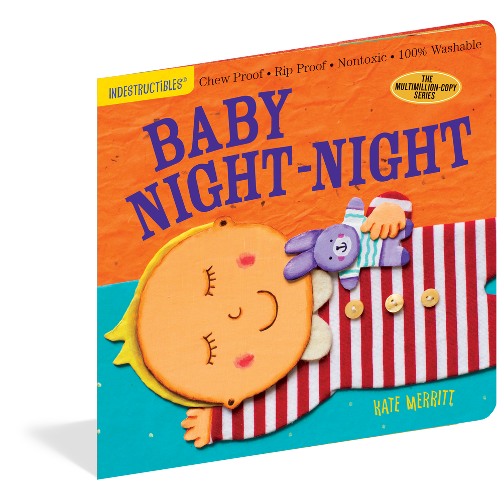 Indestructibles: Baby Night-Night book