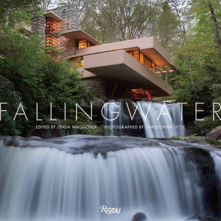 Load image into Gallery viewer, Falling Water book
