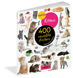 Eyelike Stickers: Kittens activity book