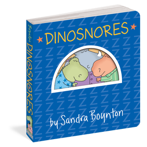 Load image into Gallery viewer, Dinosnores book