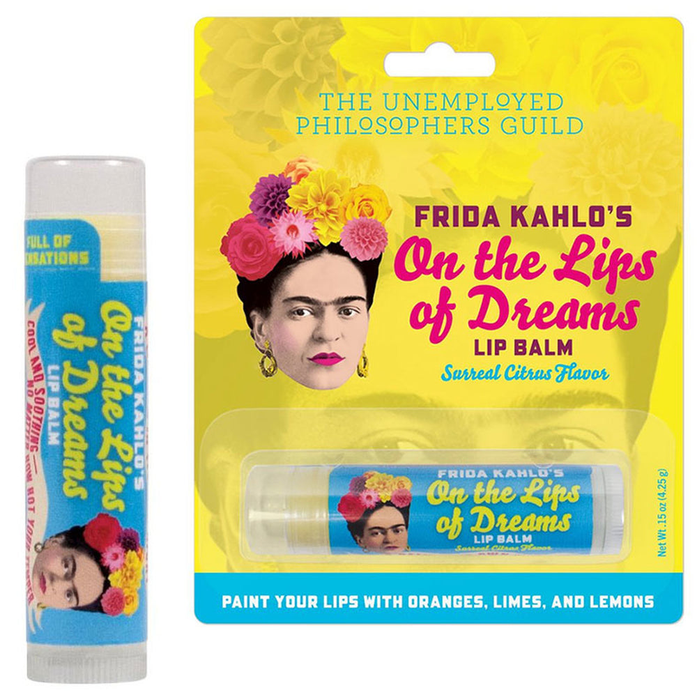 Load image into Gallery viewer, Frida Kahlo Lip Balm lip balm