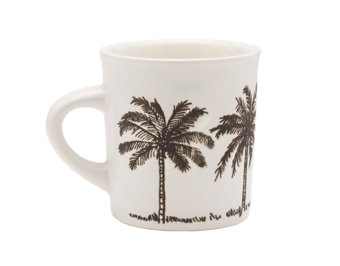 Load image into Gallery viewer, Cuppa This Cuppa That Mug Palm Tree