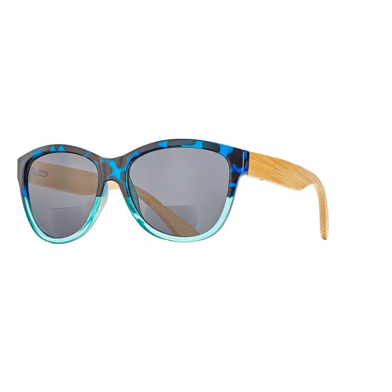 Load image into Gallery viewer, Island Reader Blue Tort 1.25 eyewear