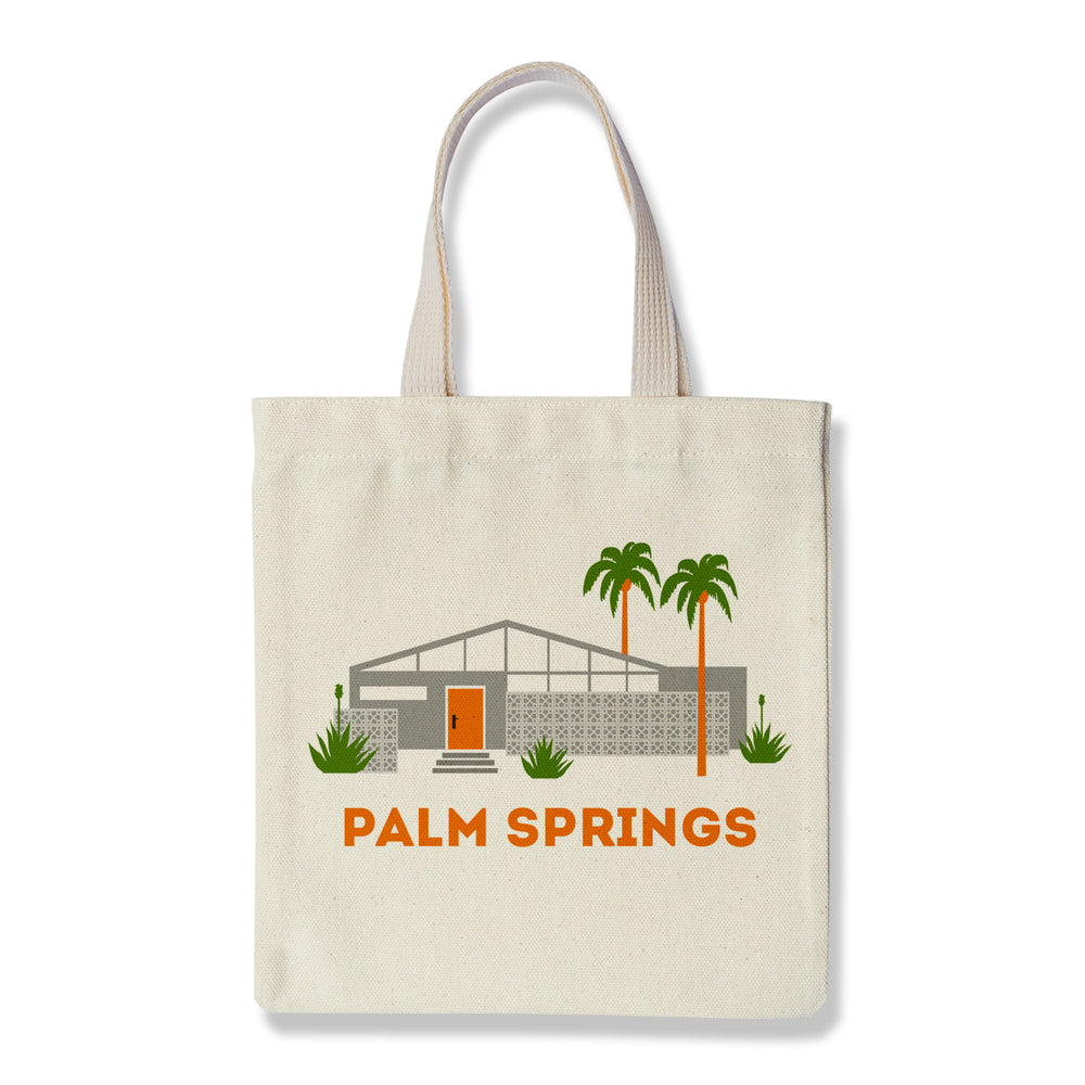 Home Sweet Home Palm Springs Tote Bag