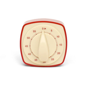 Retro Kitchen Timer Assorted clock
