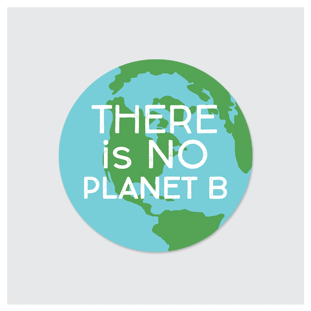 Sticker - There Is No Planet B